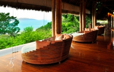Four Seasons Resort Koh Samui. © Travel+Style