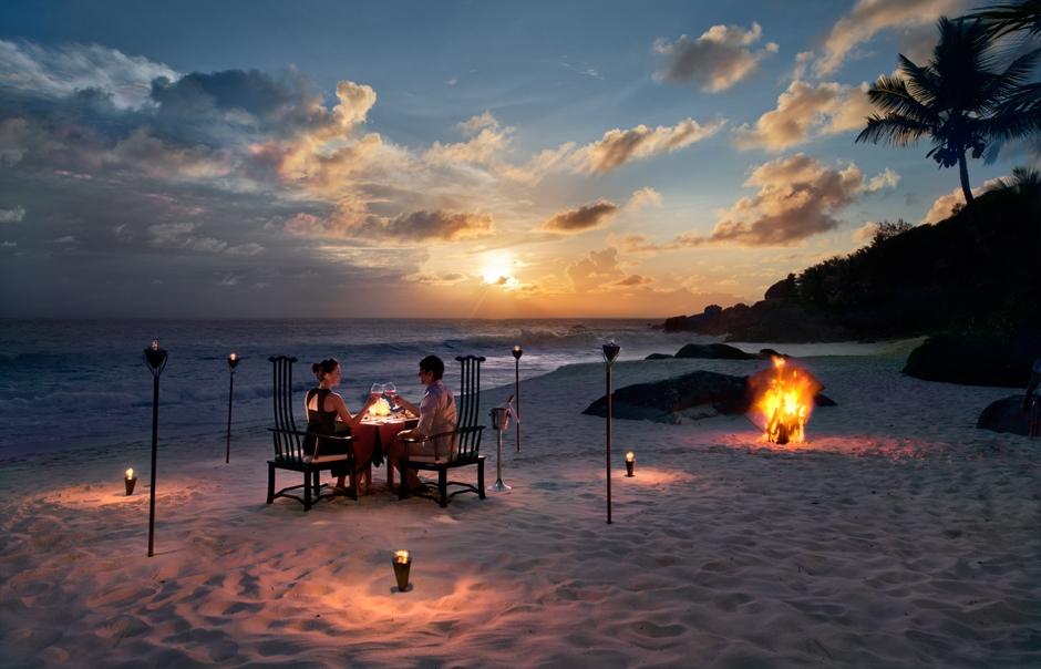 Destination Dining. Banyan Tree Seychelles. © Banyan Tree Hotels & Resorts
