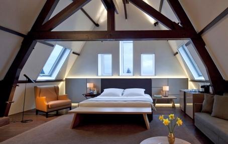 I ♥ Amsterdam Suite.  © Conservatorium Hotel Amsterdam