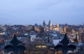 View from I ♥ Amsterdam Suite.  © Conservatorium Hotel Amsterdam