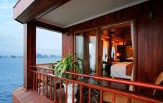 Halong Violet Cruise, Halong Bay © Travel+Style