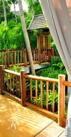 Villa. Four Seasons Resort Koh Samui. © Travel+Style
