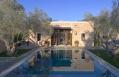 Amanruya - Pool Terrace Cottage Courtyard. © amanresorts