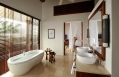 Bathroom. © The Residence Zanzibar