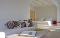 Honeymoon Suite. Cavo Tagoo Hotel. Mykonos, Greece.  © Cavo Tagoo