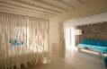 Suite with pool. Cavo Tagoo Hotel. Mykonos, Greece. © Cavo Tagoo