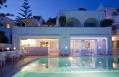 Poolside Restaurant. Mykonos Grace Hotel. © Grace Hotels Limited