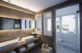 Grace Suite bathroom. Mykonos Grace Hotel. © Grace Hotels Limited
