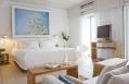 Grace Suite bedroom. Mykonos Grace Hotel. © Grace Hotels Limited