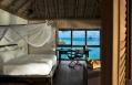 Bedroom. Gili Lankanfushi, Maldives. © HPL Hotels & Resorts