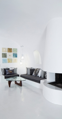 Alta Vista Luxury Honeymoon Suites   Imerovigli, Santorini