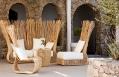 Garden Terrace. Mykonos Grace Hotel. © Grace Hotels Limited