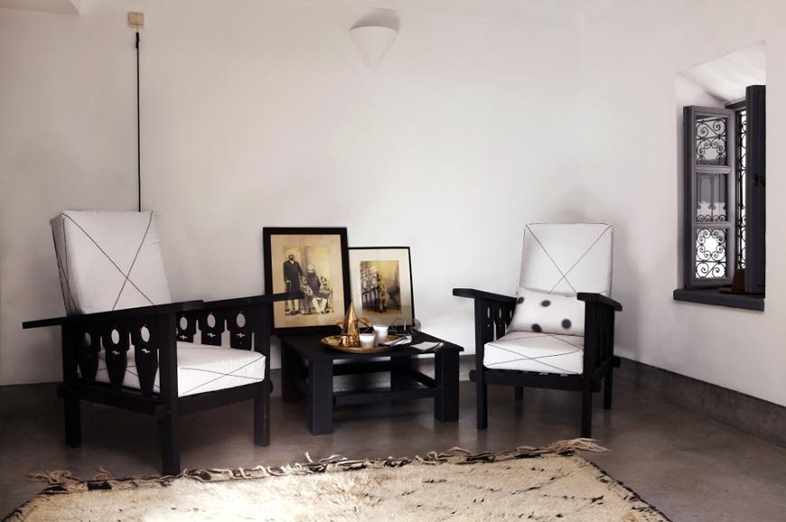 Suite Mumtaz. Dar Kawa, Marrakesh