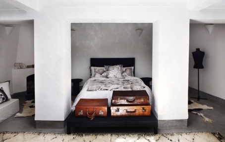 Suite Mumtaz. Dar Kawa, Marrakesh. TravelPlusStyle.com