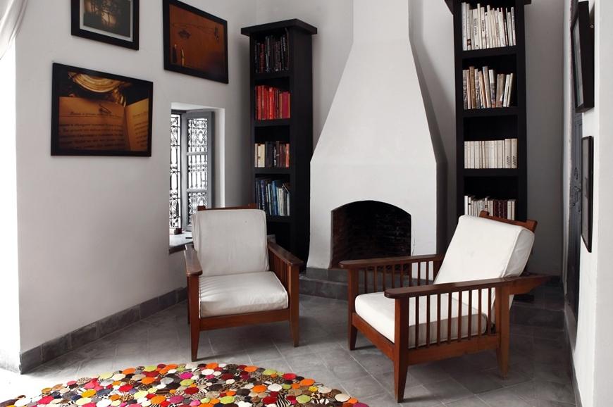 Suite Olmassi. Dar Kawa, Marrakesh. TravelPlusStyle.com