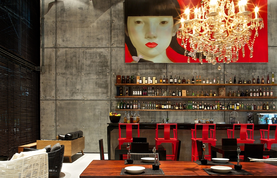 Drink Gallery. The Library. © The Library, Koh Samui