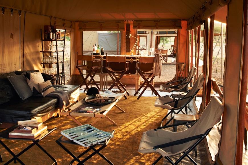 Singita Explore Mobile Tented Camp