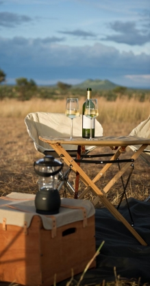 Singita Explore Mobile Tented Camp, Tanzania. TravelPlusStyle.com