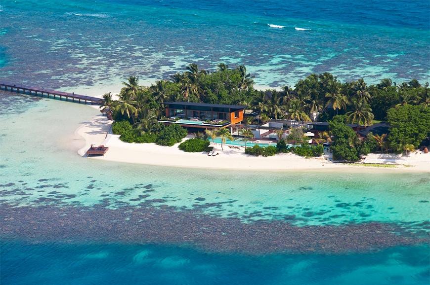 Coco Privé Kuda Hithi Island, Maldives