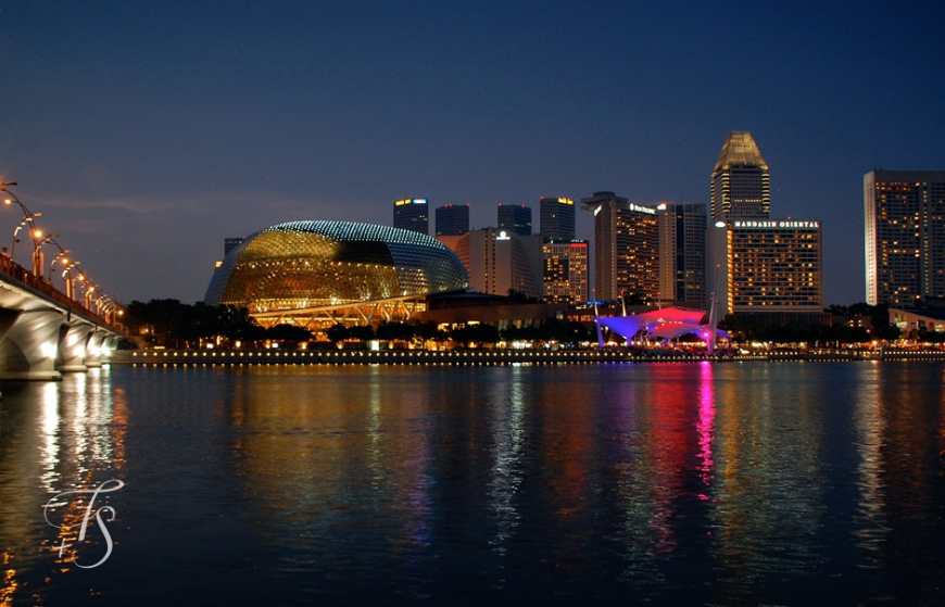 Singapore. © Travel+Style