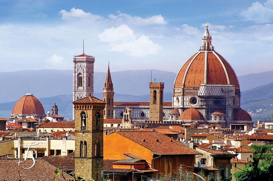 Florence, Tuscany © Travel+Style