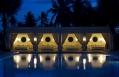Pool at night. Baraza Resort & Spa, Zanzibar. © Baraza Resort & Spa
