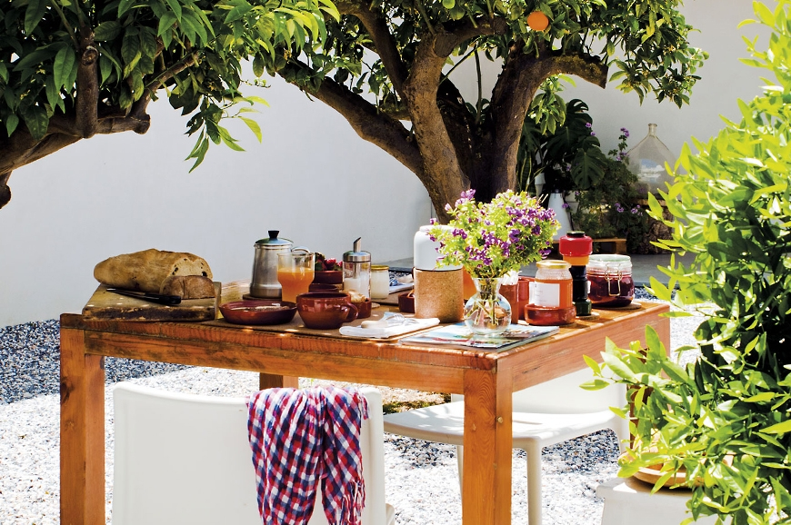 VILLA EXTRAMUROS. Alentejo, Portugal. travelplusstyle.com