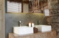 Caprivi Suite bathroom. The Olive Exclusive, Windhoek. © Big Sky Namibia