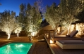 Pool. The Olive Exclusive, Windhoek. © Big Sky Namibia