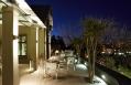 Restaurant. The Olive Exclusive, Windhoek. © Big Sky Namibia