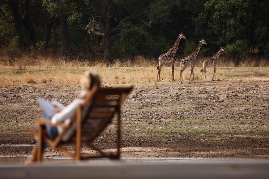 Chinzombo Camp, Zambia. travelplusstyle.com