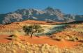 Landscape. Wolwedans Dunes Lodge, Namibia. © Wolwedans