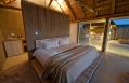 Room Interior, Little Kulala, Sossusvlei, Namibia. © Wilderness Safaris