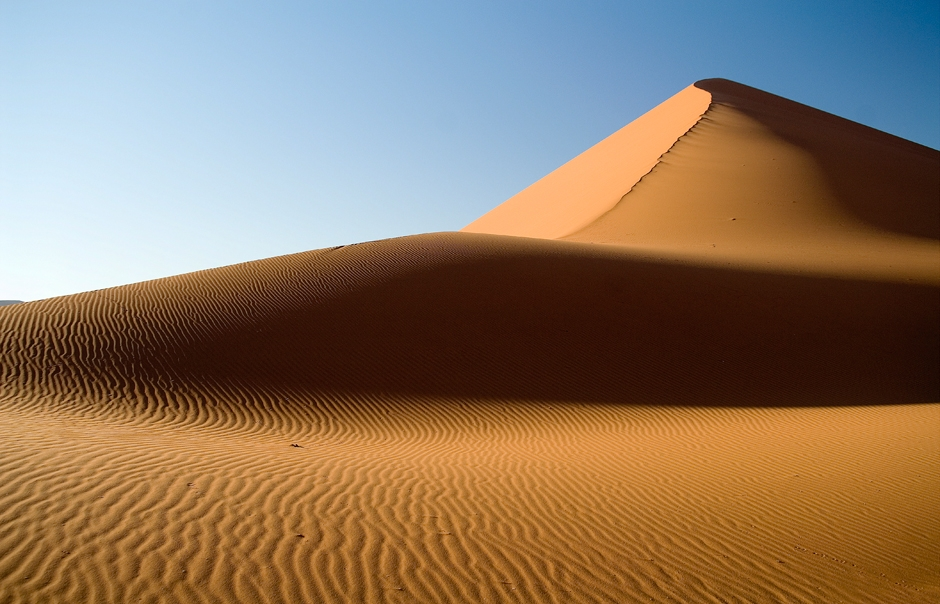 Dune, Little Kulala, Sossusvlei, Namibia. © Wilderness Safaris
