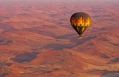 Ballon Experience, Little Kulala, Sossusvlei, Namibia. © Wilderness Safaris