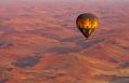 Ballon Experience, Little Kulala, Sossusvlei, Namibia. © Wilderness Safaris
