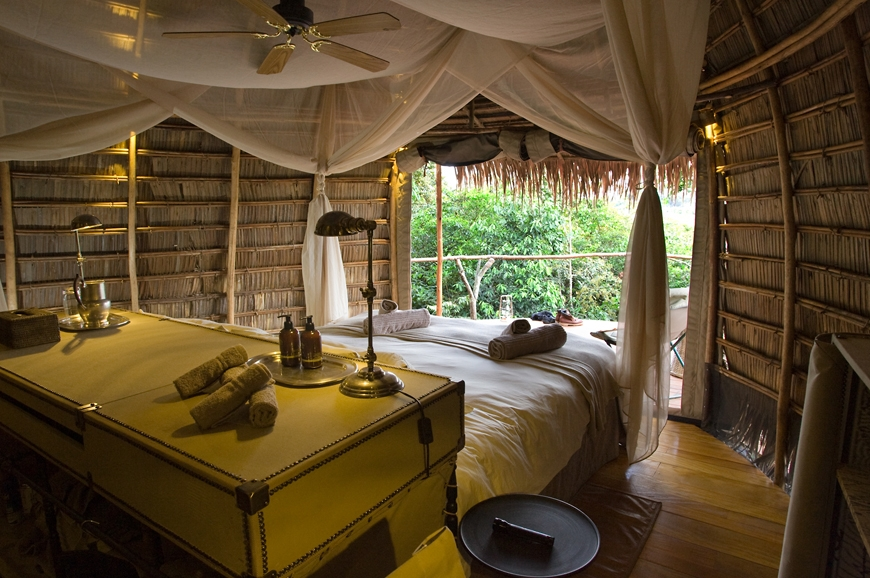 Lango Camp. Odzala Wilderness Camps. Wilderness Safaris. TravelPlusStyle.com
