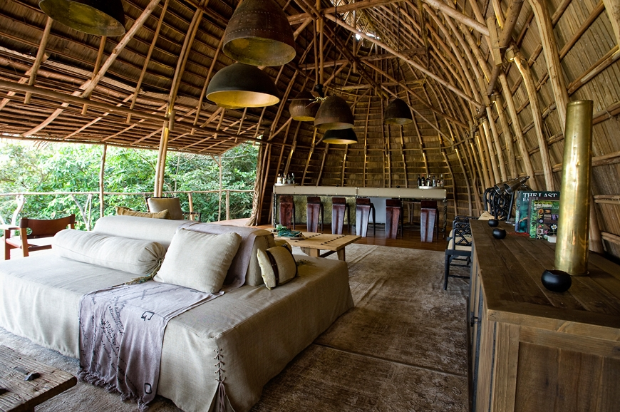 Lango Camp. Odzala Wilderness Camps. Wilderness Safaris