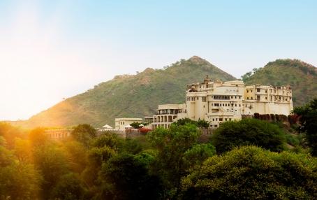 Exterior. RAAS DeviGarh, Udaipur. © RAAS DeviGarh