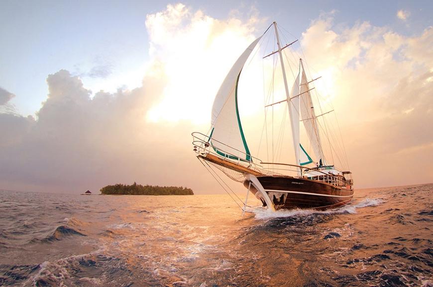 Banyan Tree Vabbinfaru, Maldives. Hotel Review by TravelPlusStyle. Photo © Banyan Tree Hotels & Resorts