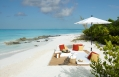 Castaway picnic. Parrot Cay by COMO, Turks & Caicos. © COMO Hotels and Resorts