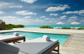 Two Bedroom Beach House. Parrot Cay by COMO, Turks & Caicos. © COMO Hotels and Resorts