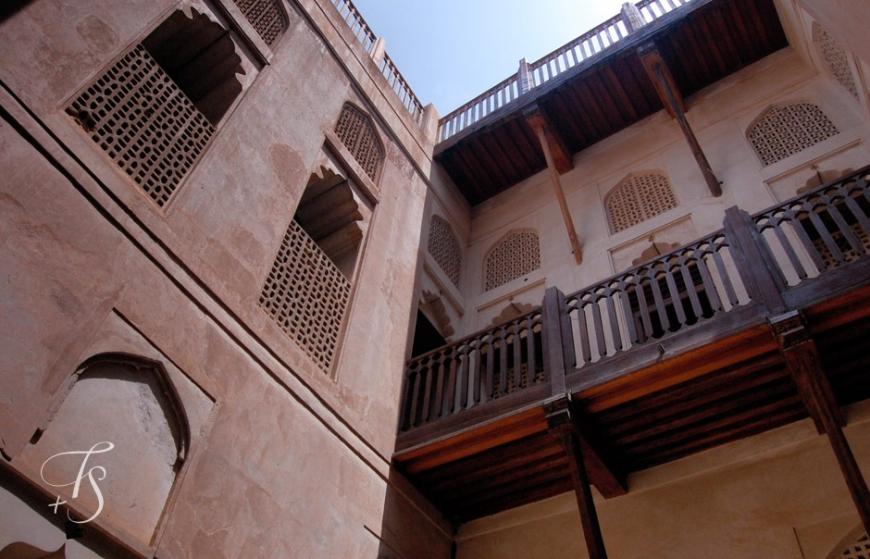 Jabrin Castle, Oman. © Travel+Style