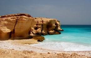 Tiwi Beach, Oman. © Travel+Style