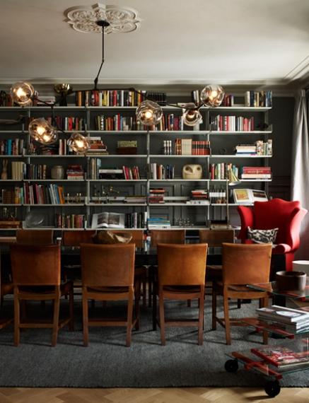 Ett Hem, Stockholm, Sweden. travelplusstyle.com