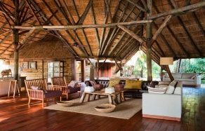 Sanctuary Saadani River & Safari Lodge. travelplusstyle.com