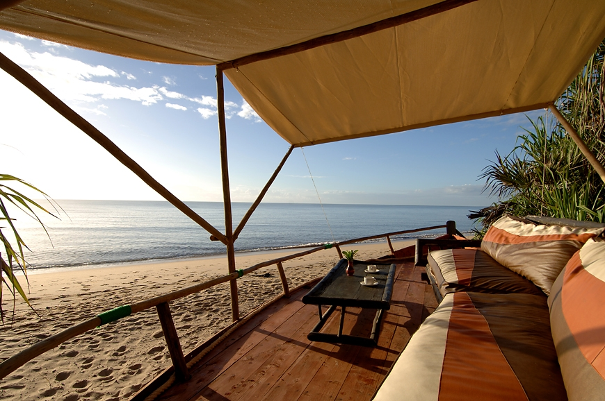 Sanctuary Saadani River & Safari Lodge. travelplusstyle.com