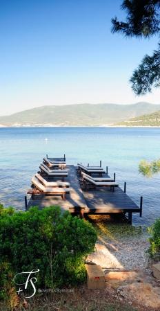 Amanruya, Bodrum, Turkey. travelplusstyle.com