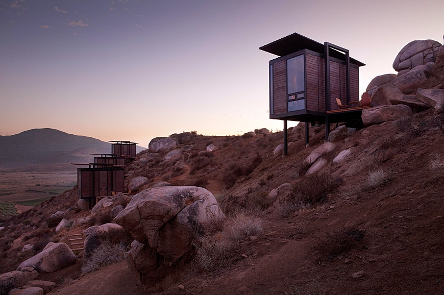 Endemico, Baja California Mexico. TravelPlusStyle.com