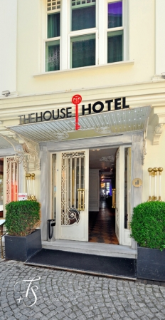 The House Hotel Bosphorus, Istanbul. Turkey. © TravelPlusStyle.com